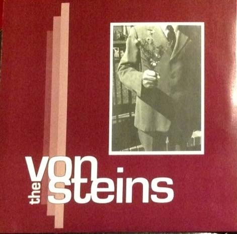 "Von Steins- Seconds / Hot Sex 7"" (White Vinyl) (Sale price!)"