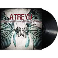 Atreyu- Suicide Notes And Butterfly Kisses LP