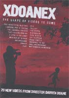 XDoaneX, The Shape Of Things To Come DVD (Sale price!)