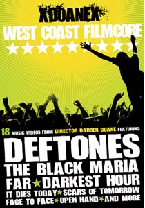 xDoanex West Coast Filmcore DVD (Sale price!)