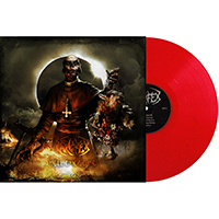 Carniflex- Hell Chose Me LP (Red Vinyl)