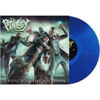 Pathology- Legacy Of The Ancients LP (Baby Blue Vinyl)