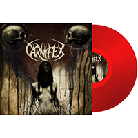 Carniflex- Until I Feel Nothing LP (Clear Red Vinyl)