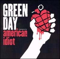 Green Day- American Idiot 2xLP (180gram Vinyl)