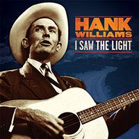 Hank Williams- I Saw The Light LP (180gram Vinyl)