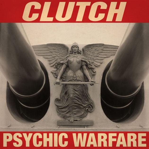 Clutch- Psychic Warfare LP