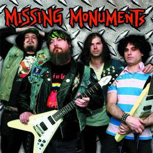 Missing Monuments- S/T LP
