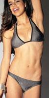 Hot Mesh Fishnet Bikini BOTTOM by Iron Fist - SALE sz XL only