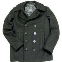 USN Pea Coat by Alpha Industries (Sale price!)