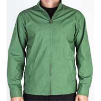 Edwin III Harrington Jacket by Brixton- GREEN - SALE - Size XL only