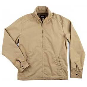 Edwin II Harrington Jacket by Brixton- Khaki (Sale price!)