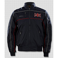 Wyld Nylon Bomber Jacket by Ben Sherman (Sale price!) - size small only
