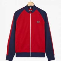 Fred Perry Bomber Track Jacket- BLOOD (Sale price!)
