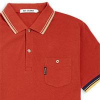 Reno Polo by Ben Sherman- LONDON BRICK (Sale price!)