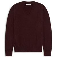 V-Neck Sweater by Ben Sherman- PORT ROYALE (Sale price!)