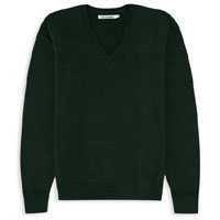 V-Neck Sweater by Ben Sherman- PINE GROVE (Sale price!) sz 2X only