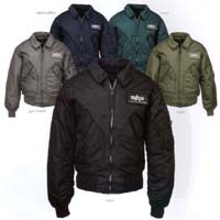 CWU/45P Flight Jacket by Alpha Industries (Sale price!)