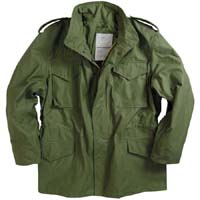 M-65 Field Coat by Alpha Industries (Sale price!)