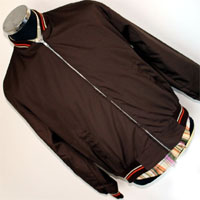 Monkey Jacket by Warrior Clothing- CHOCOLATE (Sale price!  XS only)