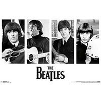 Beatles- Portraits poster