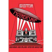 Led Zeppelin- Mothership poster