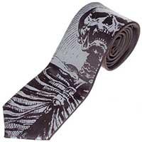 Heaven's Sinner Tie by Se7en Deadly - in Charcoal