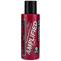 Manic Panic AMPLIFIED dye- Pillarbox Red (Lasts 30% Longer) (Glows Under Black Light!) (Sale price!)