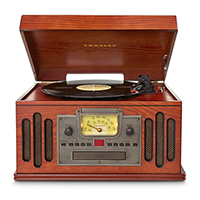 Musician Turntable by Crosley- Paprika