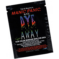 Dye Aways Wipe by Manic Panic (Sale price!)