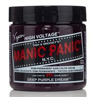 Manic Panic CREAM dye- Deep Purple Dream (Sale price!)
