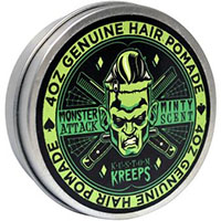 Kustom Kreeps Monster Attack Pomade - Medium Hold (Minty Scent)