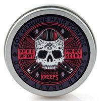 Kustom Kreeps Dead Weight Pomade- Super Heavy Hold (Pine Box -Bay Rum Scent)