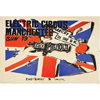 Sex Pistols Single Release - Fine Art Print by Annex