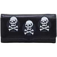 Skulls Triumph Wallet by Sourpuss - SALE