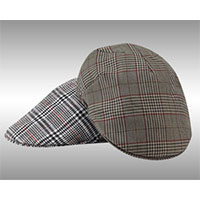 Plaid Pub Hat by New York Hat Co. (Sale price!)