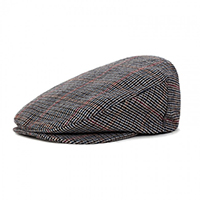 Barrel Driver Hat by Brixton- NAVY / GREY (Sale price!)
