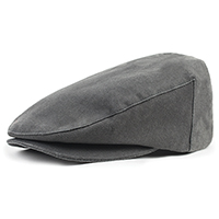 Barrel Driver Hat by Brixton- WASHED BLACK (Sale price!)