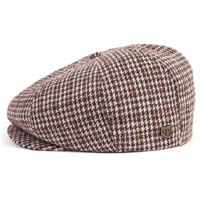 Brood Hat by Brixton- Khaki Plaid (Sale price!)