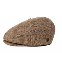 Brood Hat by Brixton- KHAKI / BROWN (Sale price!)