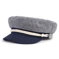 Fiddler Hat by Brixton- Blue/Navy (Sale price!)