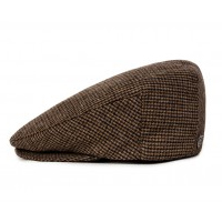 Hooligan Hat by Brixton- BROWN COMBO (Sale price!)