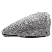 Hooligan Hat by Brixton- HEATHER GREY (Sale price!)
