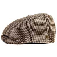 Brood Hat by Brixton- Brown/Tan (Sale price!)
