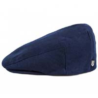 Hooligan Hat by Brixton- Navy (Wool Blend) (Sale price!)
