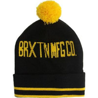 Quin Knit Pom Beanie by Brixton (Sale price!)