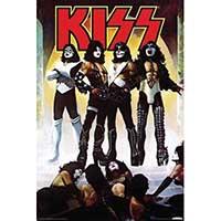 Kiss- Love Gun poster