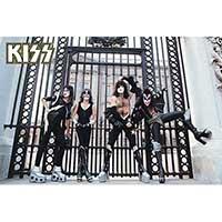 Kiss- Gates poster