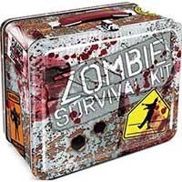Zombie Survival Kit lunch box (Sale price!)