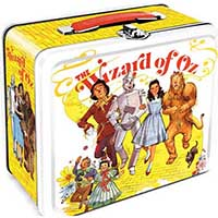 Wizard Of Oz lunch box (Sale price!)