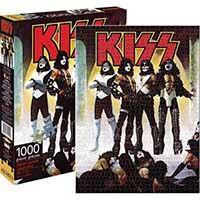 Kiss- Love Gun 1000 Piece Puzzle